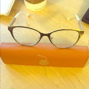 Stunning Tory Burch Eyeglasses!